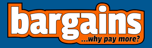 Bargains Logo