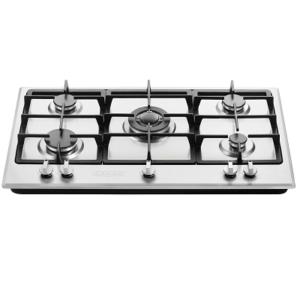 Cadac 99600-52-01-ZA 5 Burner Gas Hob Silver