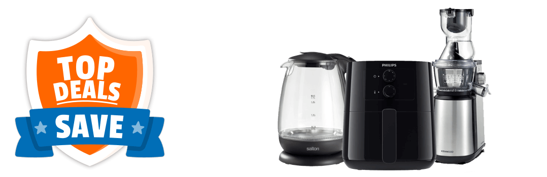 Small Appliance Top Deal Banner