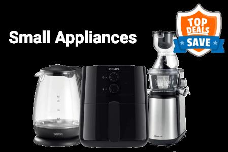 Top Deals Small Appliances Thumbnail